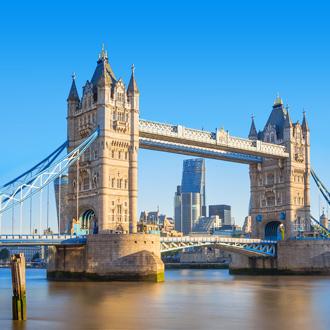 Tower Bridge Londen weekendje weg