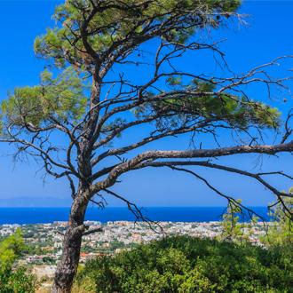 Uitzicht-over-Ialyssos-Rhodos