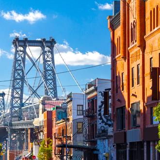Williamsburg in Brooklyn