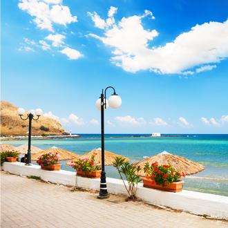 Zee-Georgioupolis-Kreta-Griekenland