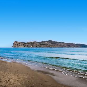 Agioi Theodoroi aan de kust van Kreta