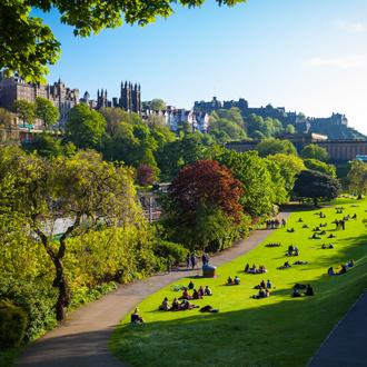 Park in Edinburgh
