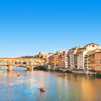 Ponte Vecchio in Florence, Italie