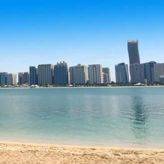 Vakantie Abu Dhabi