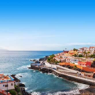 Vakantie Puerto Santiago