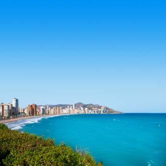 Vakantie Costa Blanca
