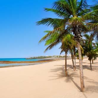 Vakantie Arrecife