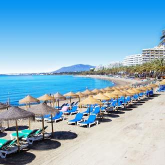 Vakantie Marbella