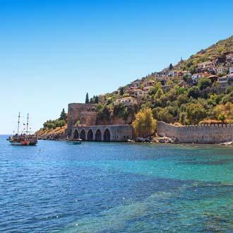 Vakantie Turkse Rivièra