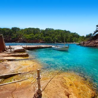 Vakantie Santa Eulalia