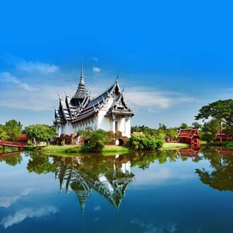 Vakantie Bangkok