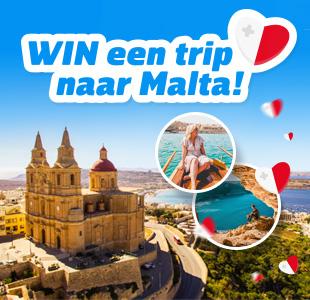 Win een trip naar Malta
