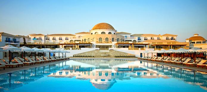 Prachtig grieks all inclusive resort met zwembad
