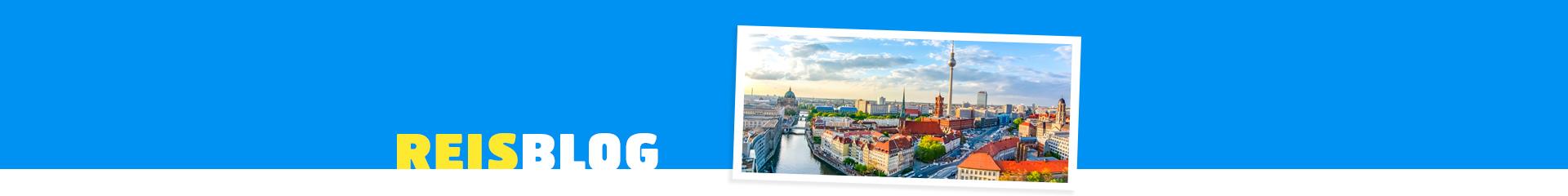 Panoramisch uitzicht over Berlijn, de stad die je blijft verbazen