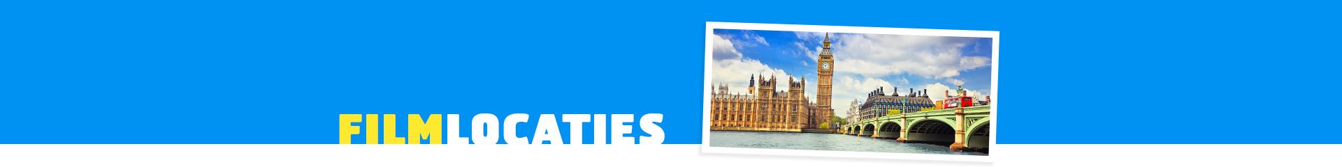 Filmlocatie The Crown - uitzicht over Engeland