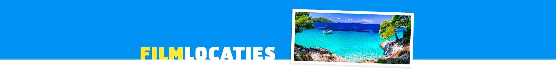 Filmlocatie Mamma Mia - prachtige helderblauwe zee
