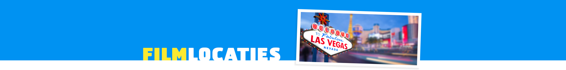 Filmlocatie The Hangover - Het geweldige Las Vegas
