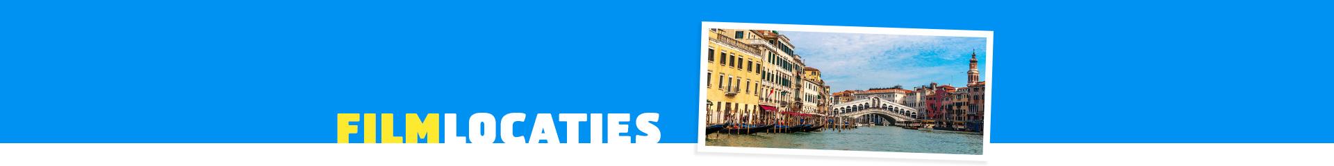Filmlocatie The Tourist - het prachtige Venetië