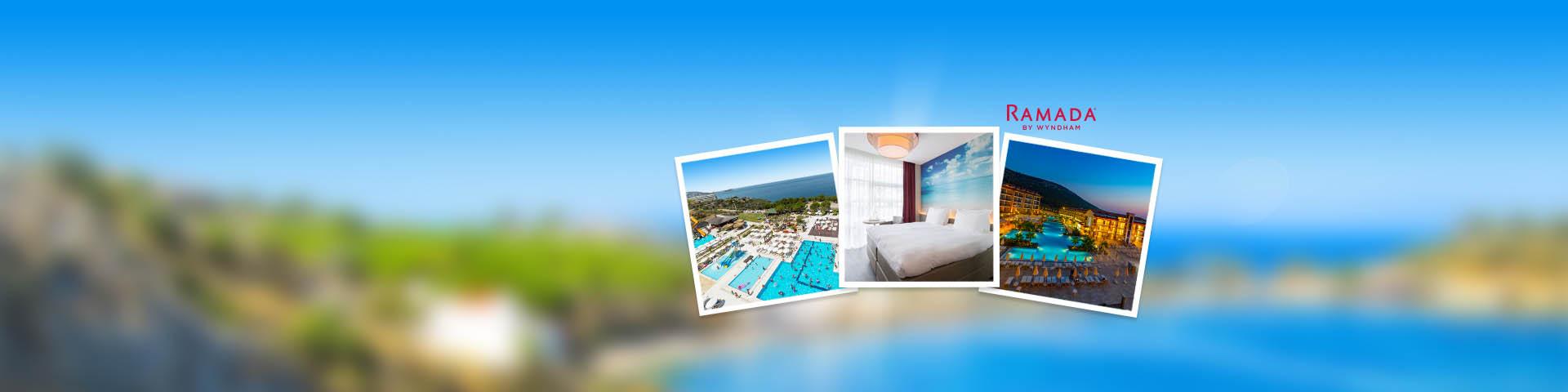 Foto's van faciliteiten van Ramada Hotels