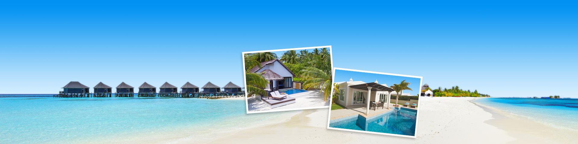 Villa's met privezwembad