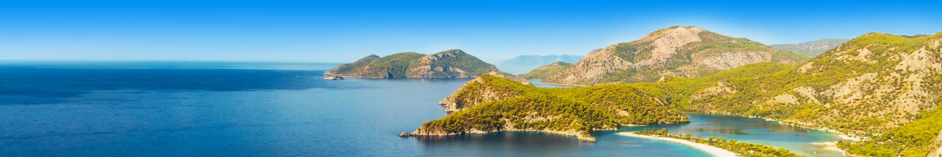 uitzicht turkije