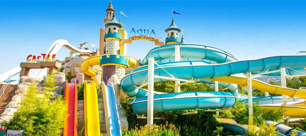 Waterpark Aqua Fantasy in Turkije