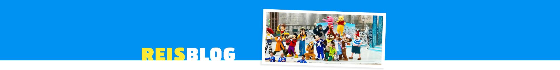 Disneyland Parijs kasteel show