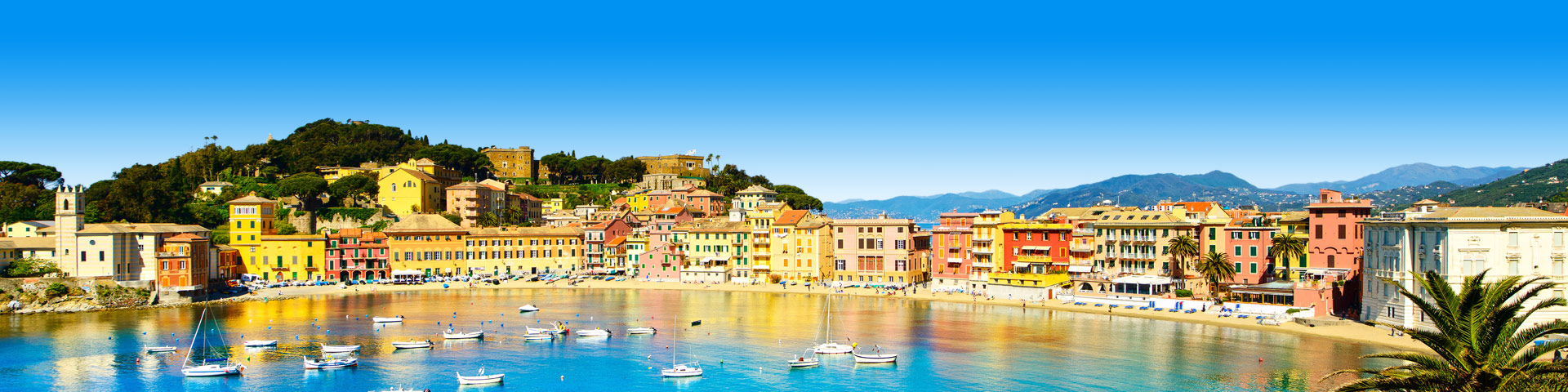 Zomervakantie Italië