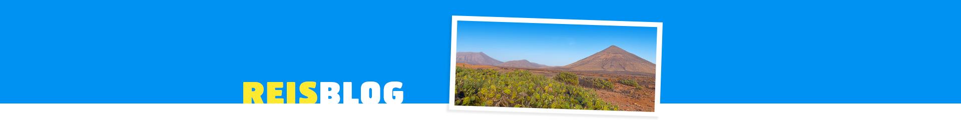 Uitzicht op het landschap van Fuerteventura