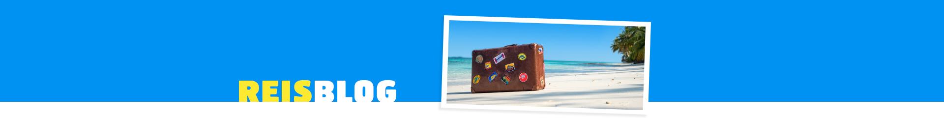 valies op strand