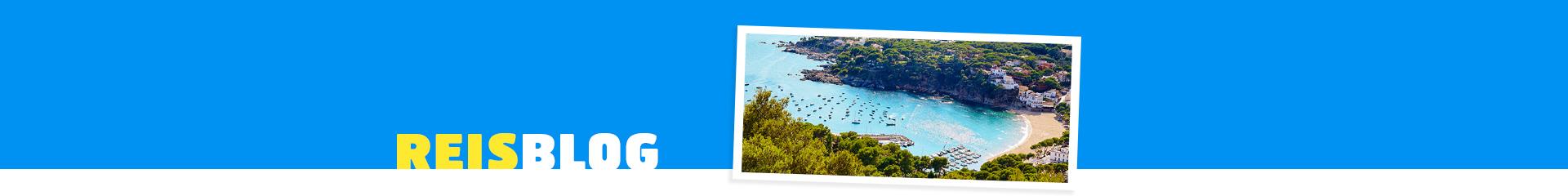 Uitzicht op de zee Costa Brava