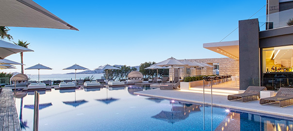 Luxe 5 sterren resort